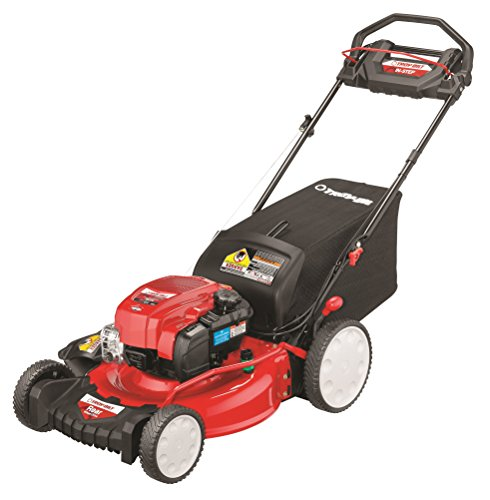 Troy-Bilt TB370 163cc 21-inch In Step RWD Self-Propelled Lawn Mower