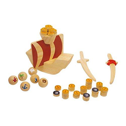small Foot Company 2216 Gesellschaftsspiel Piratenspiel Captain Koog