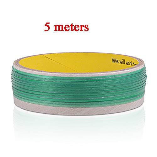 NO LOGO SFFSMD 50M knifeless Tape-Design Line-Auto-Aufkleber-Vinylfilm-Verpackungs-Cutting-Band-Carbon-Faser-Messer-Car Styling Werkzeug-Zubehör (Color : 5 Meter Design line)