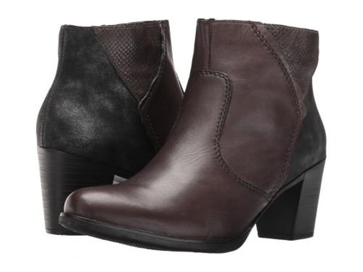 必要とするに慣れメンバーRieker(リーカー) レディース 女性用 シューズ 靴 ブーツ アンクルブーツ ショート Y8954 - Graphit/Stromboli/Graphit Cristallino/Amphib/Olymp 40 (US Women's 8.5-9) M [並行輸入品]