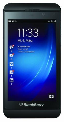 BlackBerry Z10 NFC LTE Compact