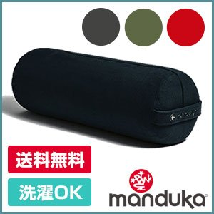 Manduka(マンドゥカ)『enlightラウンドボルスター』