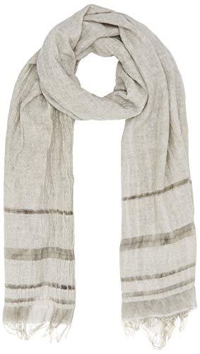 BOSS Casual heren Nuestro sjaal, per verpakking grijs (Open Grey 062), One Size (fabrikantmaat: STCK)