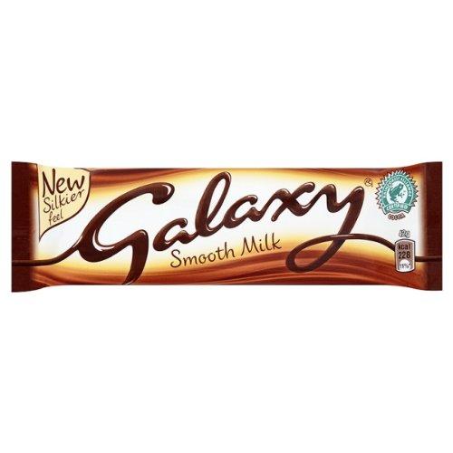 GALAXY® Smooth Milk 42g (Packung 24)