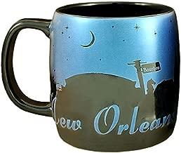 Americaware SCSNOL02 New Orleans Night Sky Silhouette Mug