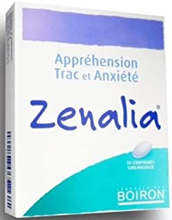 Boiron ZENALIA Helps with Anxiety Relief 30 tablets