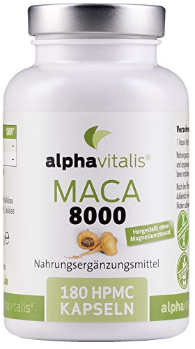 Holt Nutrition -  Maca Gold 8000  180