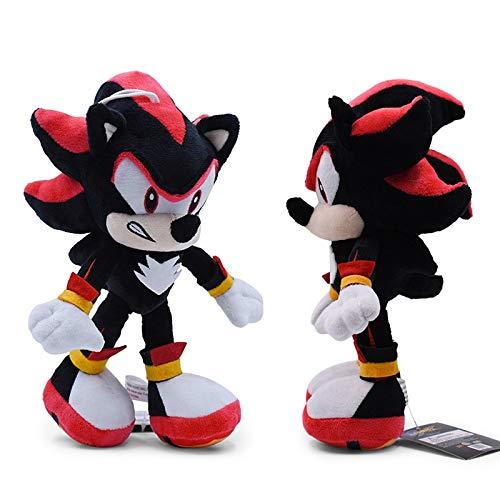 Sonic el Erizo Juguete 1 Piezas Sonic Toys 19-31cm Sonic Shadow Amy Rose Knuckles Tails Peluches de Peluche Suave Peluche muñecas Regalo para la Navidad de los niños