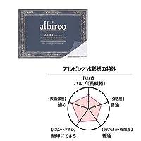 albireo アルビレオ 水彩紙 ブロック AB-PC (ハガキ)