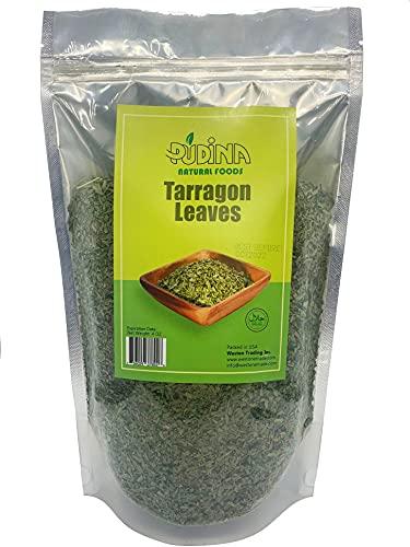 Pudina Dried Tarragon Leaves, Premium Quality, (...