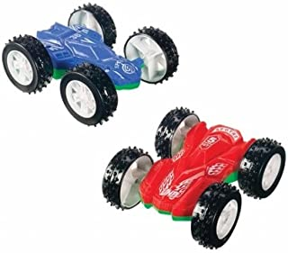 Toysmith - Double Sided Flip Car (1-Pack)