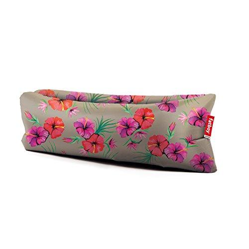 Fatboy® Lamzac The Original 2.0 Limited Hawaii Brown | Aufblasbares Sofa/Liege, Sitzsack mit Luft gefüllt | Outdoor geeignet | 185 x 83 x 50 cm