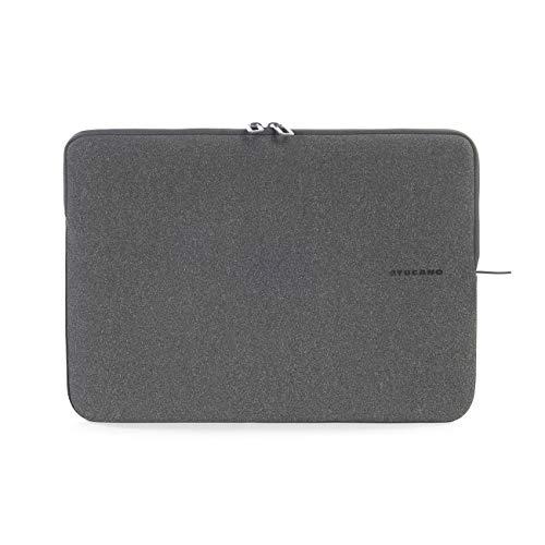 Tucano BFM1516-BK Second Skin Melange Neopren Notebook Sleeve, 38,1-40,64 cm (15-16 Zoll) schwarz