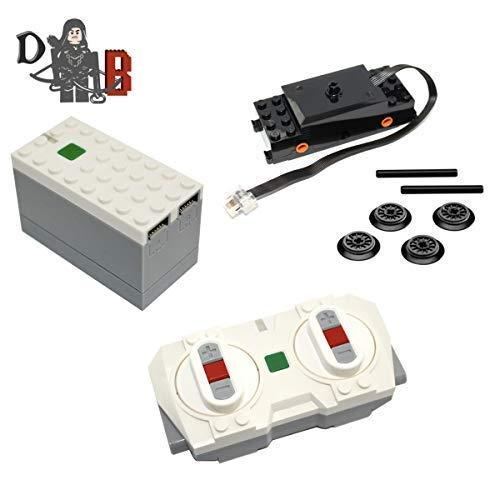 Lego Eisenbahn Power Functions 2.0 Powered Up Bluetooth Fernbedienung Lok Motor 60197 / 60198