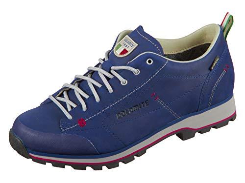 Dolomite Damen Zapato Cinquantaquattro ZINQUANTAQUATTRO Low FG W GTX Schuh, Dunkelviolett