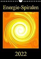 Energie-Spiralen 2022 (Wandkalender 2022 DIN A4 hoch): Farbenpraechtige Energie-Spiralen fuer mehr Motivation, Harmonie und Lebensfreude energetisieren Ihren Wohn- und Arbeitsraum. (Monatskalender, 14 Seiten )