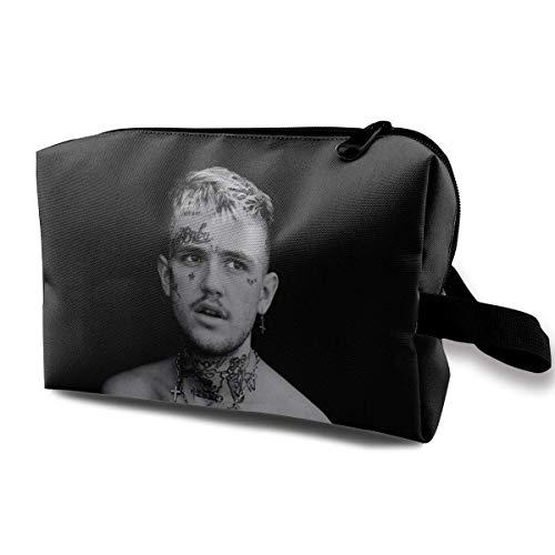 Jingliwang P-eep Lil Kulturbeutel Multifunktions-Kosmetiktasche Tragbare Tasche für Reiseveranstalter Tasche Weiß
