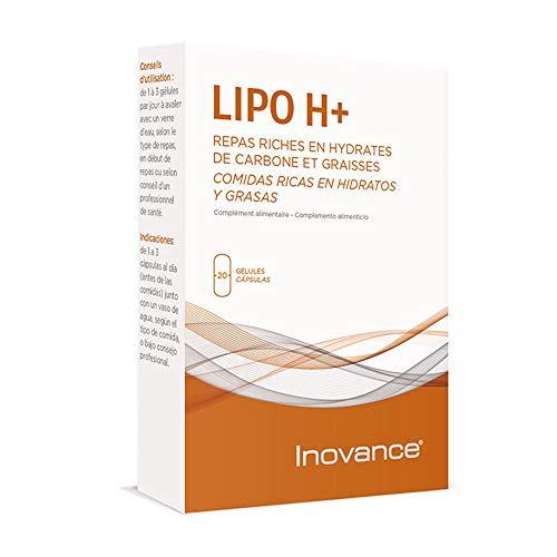 Inovance Lipo H 20Cap Inovance 1 Unidad 100 g