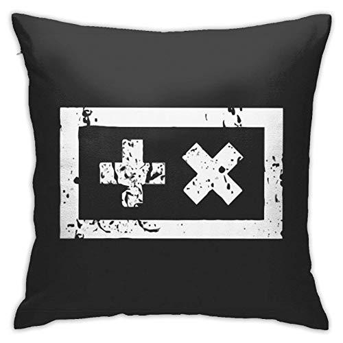 suichang Martin Garrix Tapisserie - Pfund; uml; 1 Pfund; Kissenbezug, Autokissen, Sofa, Kissenbezug, Innendekoration (45 cm x 45 cm)