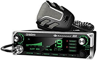 Uniden 6 PIN Replacement CB Radio Microphone for BEARCAT880 & BEARCAT980