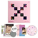 Tomorrow X Together TXT Album - MINISODE1 : BLUE HOUR [ AR ver. ] CD + Photobook + Paper Sticker + Lyric Paper + Behind Book + Photo&Post card + OFFICIAL POSTER + FREE GIFT