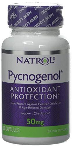 Natrol Pycnogenol 50 mg (60) Standard, 30 g