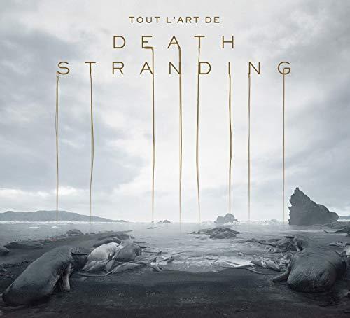 Tout l'art de Death Stranding