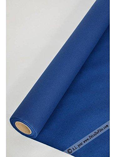 Nappe célisoft 1.20 x 10 m bleu marine