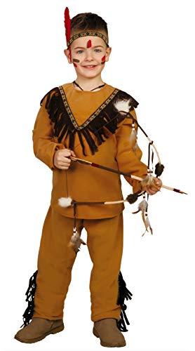 Guirca 82793 - Indio Infantil Talla 5-6 Años