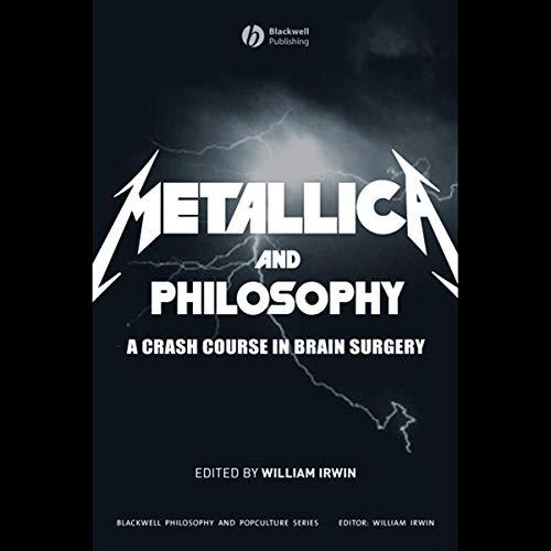 Metallica and Philosophy cover art
