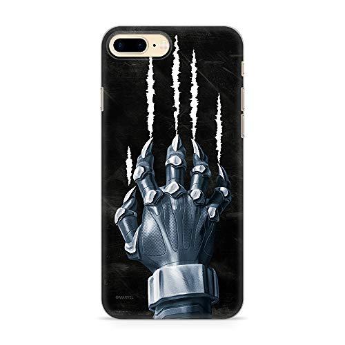 Original & Offiziell lizenziertes Marvel Schwarzer Panther Handyhülle für iPhone 7 PLUS, 8 PLUS, Hülle, Hülle, Cover aus Kunststoff TPU-Silikon, schützt vor Stößen & Kratzern