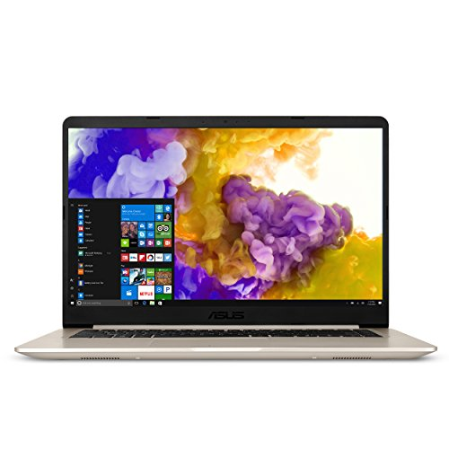 ASUS VivoBook F510UF Thin and Lightweight FHD WideView Laptop, 8th Gen Intel Core i7-8550U, 8GB DDR4 RAM, 1TB HDD, USB Type-C, ASUS NanoEdge Display, Windows 10