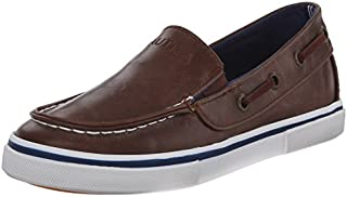 Nautica Doubloon Youth Canvas Twin Gore Slip On (Little Kid/Big Kid)