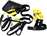 FFitness Suspension Strap all, Giallo, Taglia Unica