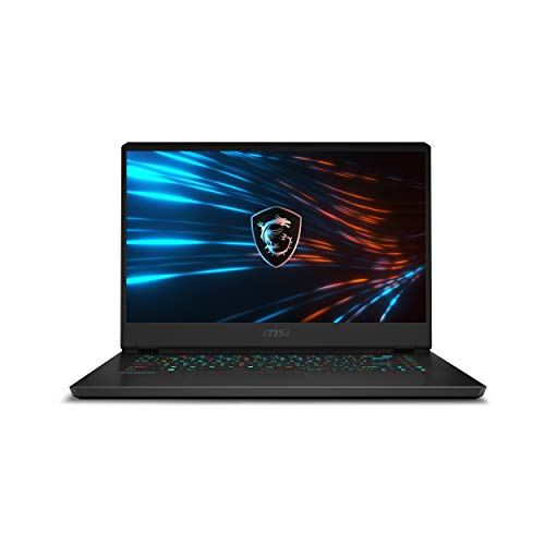 MSI GP66 Leopard 10UG-008UK Full HD 144 Hz 15.6 Inch Gaming Laptop (Intel i7-10870H, NVIDIA GeForce RTX 3070 8 GB, 512 GB NVMe PCIe Gen3x4 SSD, 16 GB RAM, Wi-Fi 6, Windows 10) Black