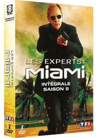 Coffret Les Experts : Miami, Saison 9