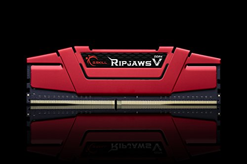 G.Skill Ripjaws V F4 3000C16D 16GVRB Module de mémoire 16 Go (2x8Go) DDR4 3000 MHz