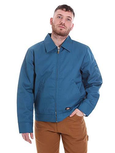 Dickies Lined Eisenhower Jacket Giacca, Cielo Profondo, L Uomo