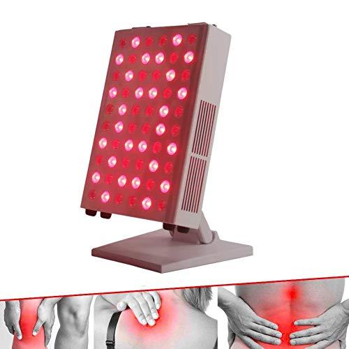 Infrarotlampe, 660Nm/850Nm 60 * 3W Wohltuendes Und Wärmendes Infrarotlicht Steigerung Des Wohlbefindens, Lockerung Von Muskeln Und Linderung Von Verspannungen
