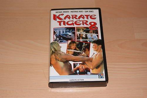 Karate Tiger 8 [VHS]