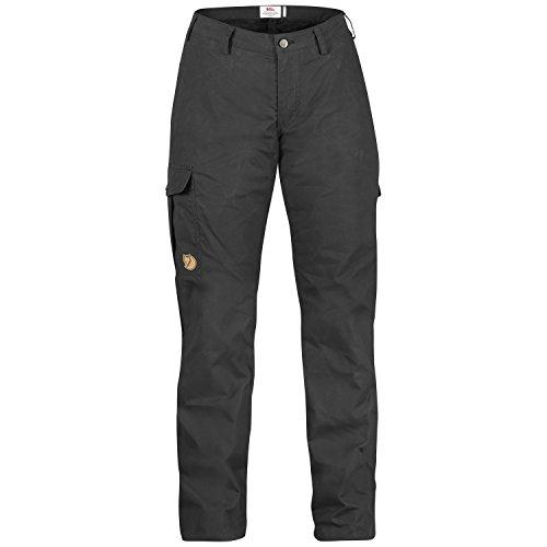 FJÄLLRÄVEN Damen Övik Winter Trousers W. Hose, Dark Grey, 38