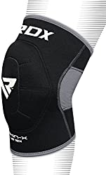 RDX Knee Brace Sports Kneepads Knee Brace Knee Brace Elastic Knee Pads (Package Includes One Piece) (MULTIWAY)