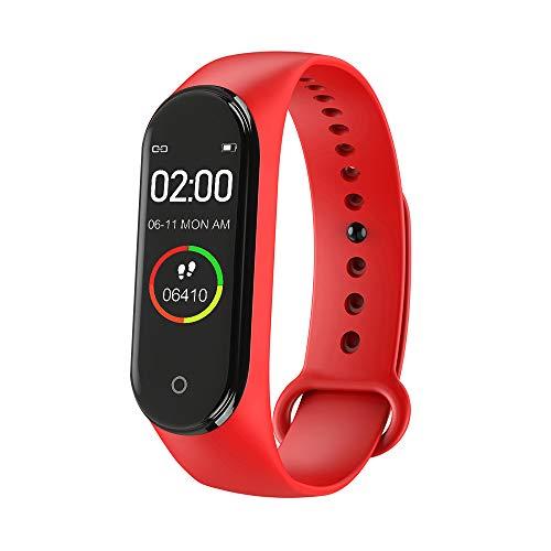 SHANGXIN La nueva pulsera inteligente, pulsera de llamada Bluetooth, pulsera de monitoreo deportivo, con funciones integrales, es un buen administrador de tu vida saludable.