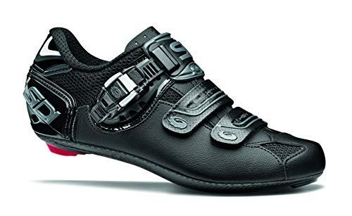 Damen Genius 7 Shadow Rennradschuhe, Schwarz (schwarz), 42.5 EU