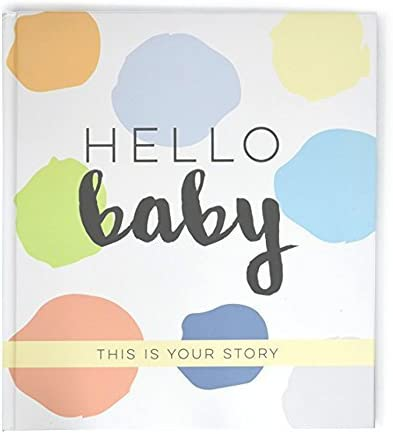 Bobee Baby Journal Memory Book, Memories Made Simple, an Adorable Keepsake Helping Busy Parents Document Important mi...