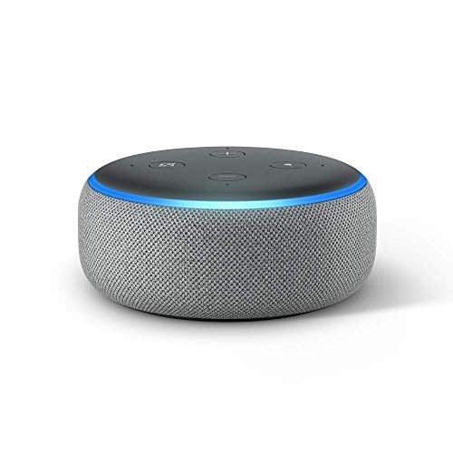 Echo Dot (3rd Gen) - Smart speaker with...