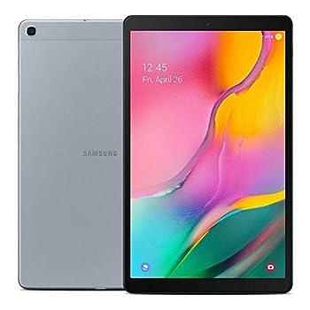 Samsung Galaxy Tab A 10.1   2019 WiFi Only  Full HD Corner-to-Corner Display  32GB 2GB RAM  Tablet SM-T510  International Model  Silver