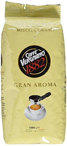 Caffè Vergnano 1882 Gran Aroma Ganze Bohnen, 1 kg