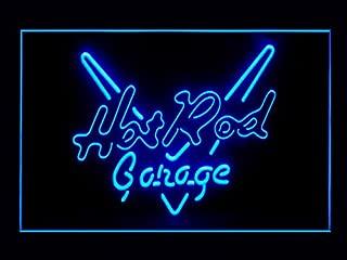 Hot Rod Garage Bar Pub Led Light Sign