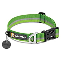 Durable collar for everyday use, High-quality design and construction, Suitable for large to very large breeds such as Labrador retrievers and Rottweilers Size: Large (51-66 cm/20-26 in) – measurement around dog's neck where collar would comfortably ...